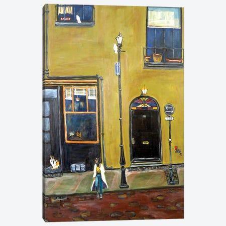 Which Way Canvas Print #DBH94} by Deborah Eve Alastra Canvas Art