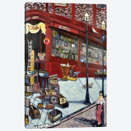 Portobello Road Canvas Print #DBH99} by Deborah Eve Alastra Art Print