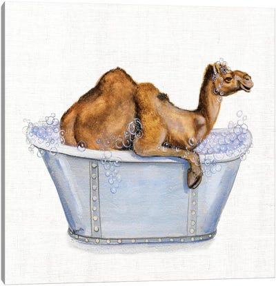 Bathing Beauty III Canvas Art Print