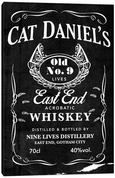 Cat Daniel's Canvas Art Print