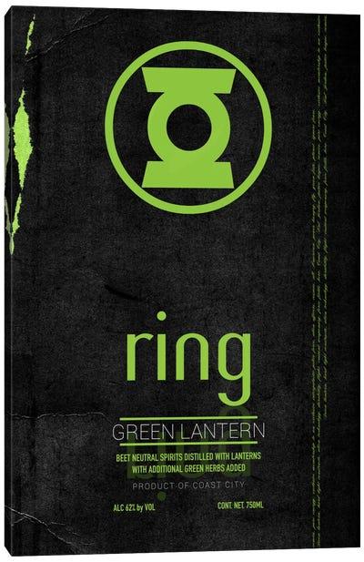 Ring Canvas Print #DBL5