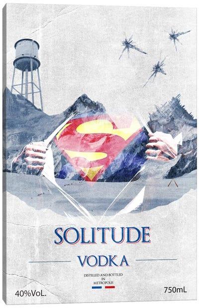 Solitude Vodka Canvas Art Print