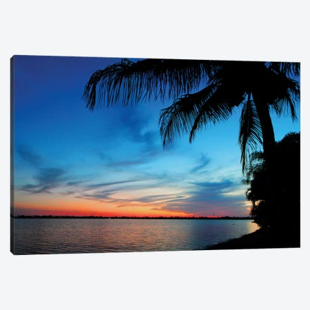 Day's End Canvas Print #DBM21} by Dana Brett Munach Canvas Art Print