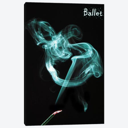 Ballet Canvas Print #DBM3} by Dana Brett Munach Canvas Print