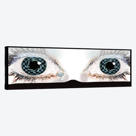 In Her Eyes Canvas Print #DBM46} by Dana Brett Munach Canvas Art
