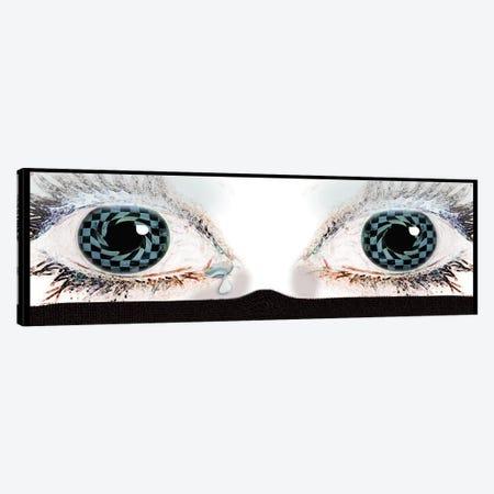 In Her Eyes Canvas Print #DBM46} by Dana Brett Munach Canvas Art