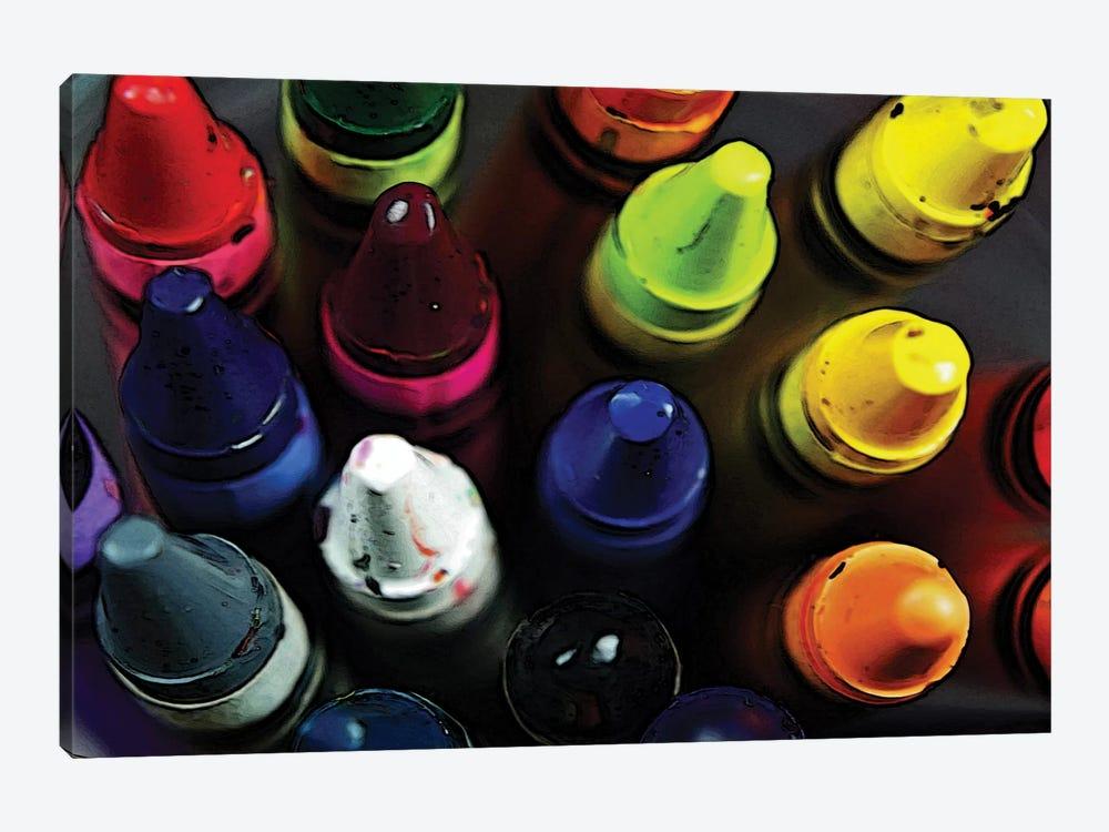 Inclusion by Dana Brett Munach 1-piece Canvas Print