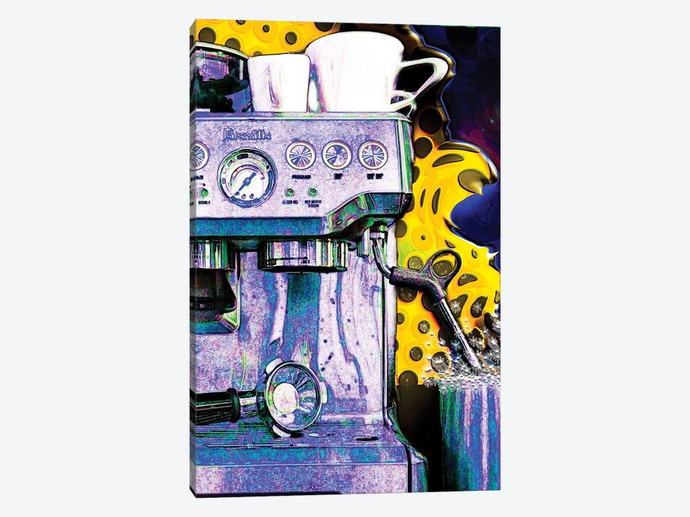 Latte Color by Dana Brett Munach 1-piece Art Print