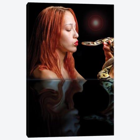 Serpents Of Eden Canvas Print #DBM77} by Dana Brett Munach Canvas Art Print