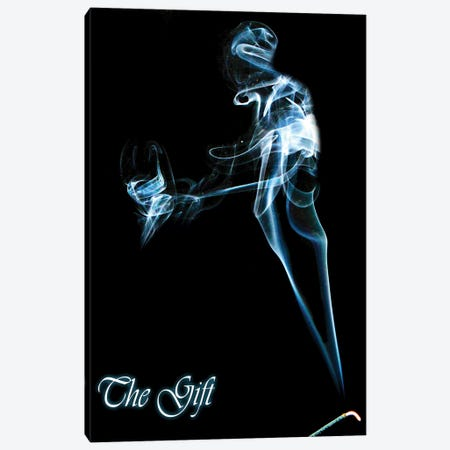 The Gift Canvas Print #DBM90} by Dana Brett Munach Canvas Wall Art