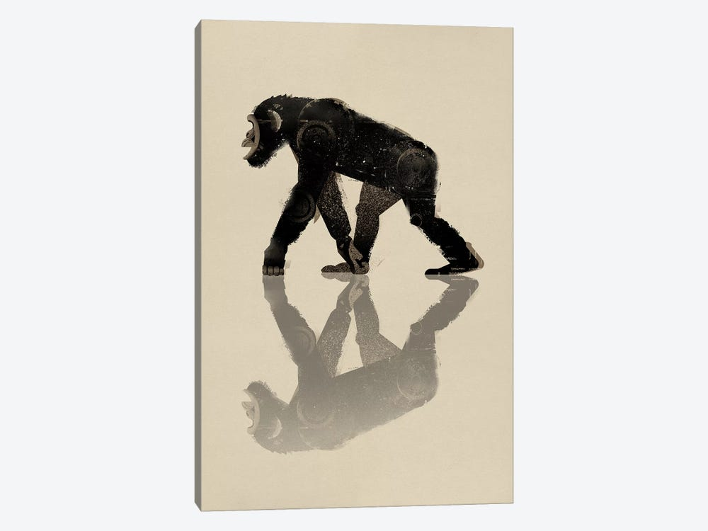 Chimp by Dieter Braun 1-piece Art Print