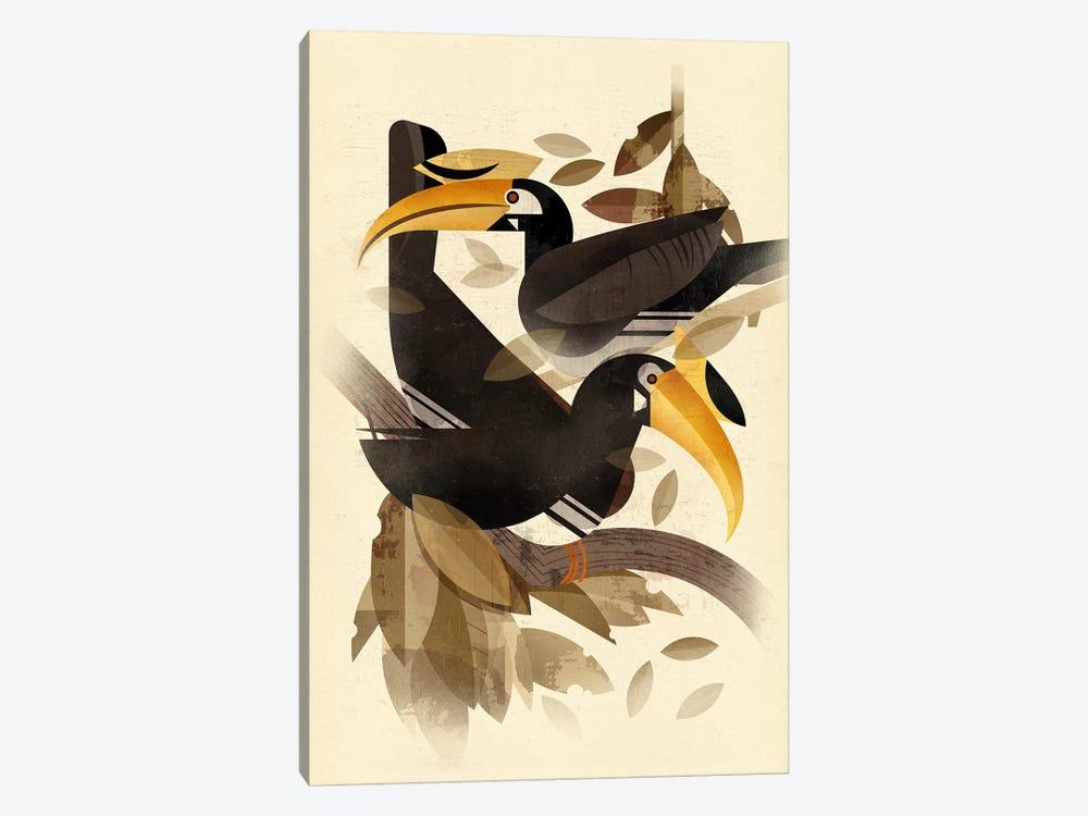 Hornbills by Dieter Braun 1-piece Art Print