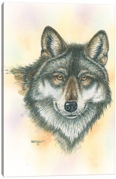 Alpha Canvas Art Print