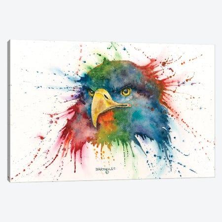 America Canvas Print #DBT26} by Dave Bartholet Canvas Art Print