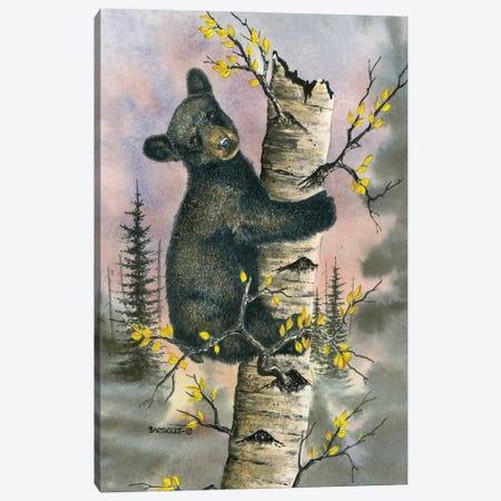 Free Hugs Canvas Print #DBT45} by Dave Bartholet Canvas Print