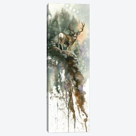 Last Light Muley Canvas Print #DBT52} by Dave Bartholet Art Print