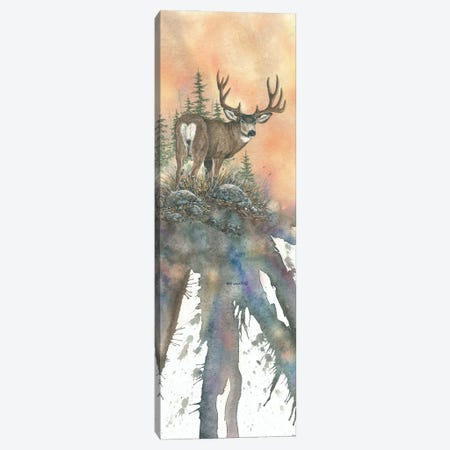 Sunset Muley Canvas Print #DBT70} by Dave Bartholet Canvas Print