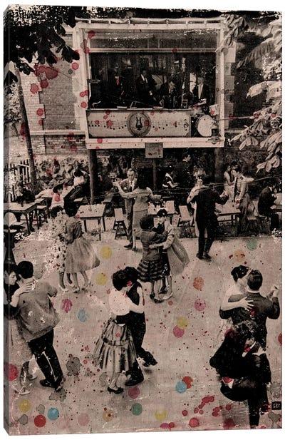 Dance With Me Canvas Print #DBW10