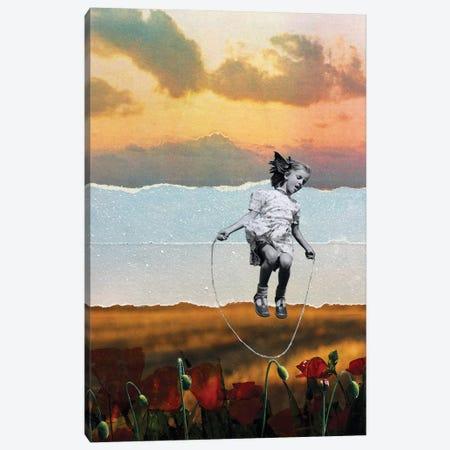 Poppies 3-Piece Canvas #DBW118} by DB Waterman Art Print