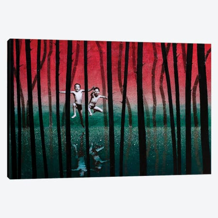 Lust For Life Canvas Print #DBW122} by DB Waterman Canvas Artwork