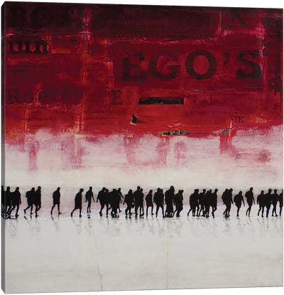 Ego's Canvas Art Print