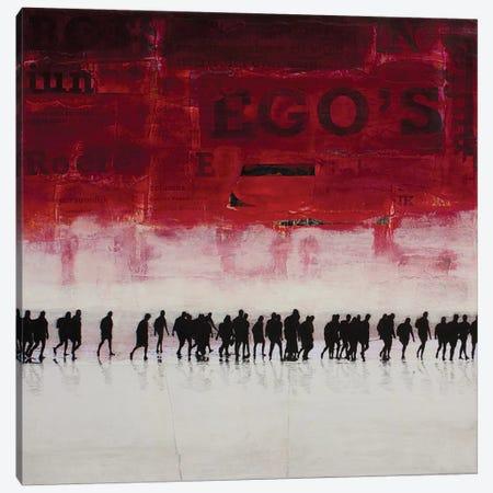 Ego's Canvas Print #DBW12} by DB Waterman Canvas Art