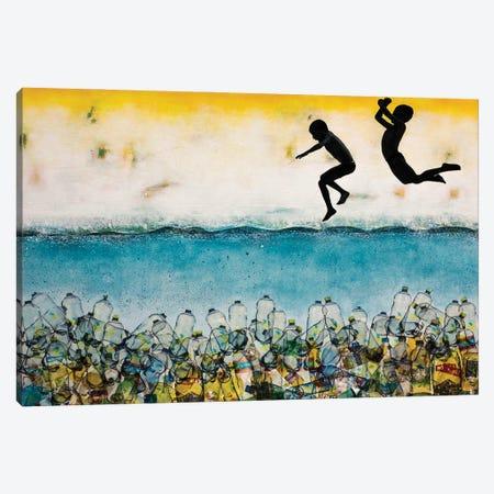 It Seemed Such A Good Idea Canvas Print #DBW131} by DB Waterman Canvas Art Print