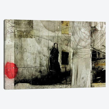 Affairs Of The Heart Canvas Print #DBW1} by DB Waterman Canvas Wall Art