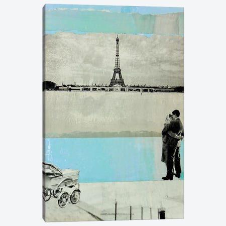 One Day Out Canvas Print #DBW26} by DB Waterman Canvas Art
