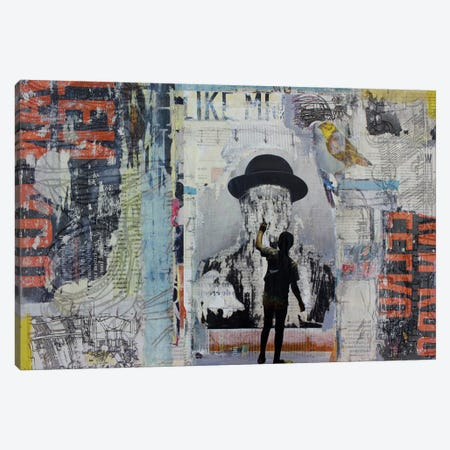 Statement Canvas Print #DBW31} by DB Waterman Canvas Artwork