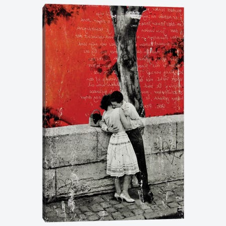 To Be Alone With You Canvas Print #DBW37} by DB Waterman Canvas Print