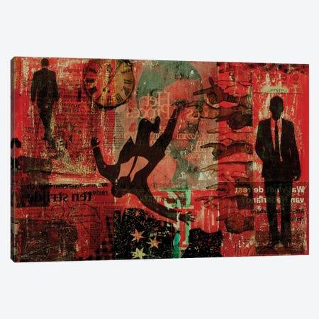 Five Minutes Past Twelve Canvas Print #DBW49} by DB Waterman Canvas Art Print