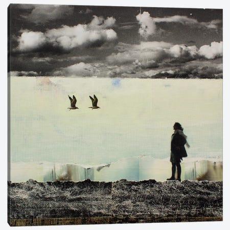 Anyway The Wind Blows Canvas Print #DBW4} by DB Waterman Art Print