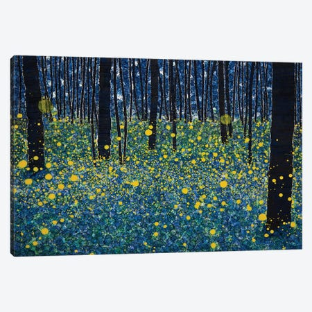 Luminous Canvas Print #DBW63} by DB Waterman Canvas Art Print