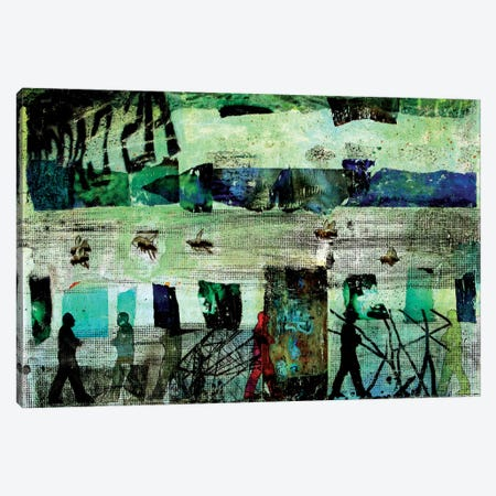 Beautiful World Canvas Print #DBW6} by DB Waterman Canvas Print
