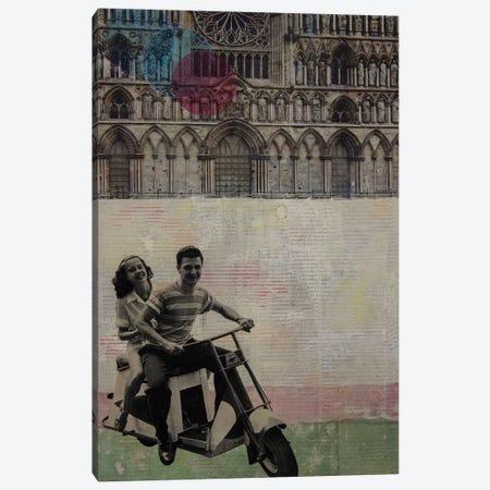 Santiago Summer Canvas Print #DBW74} by DB Waterman Canvas Print