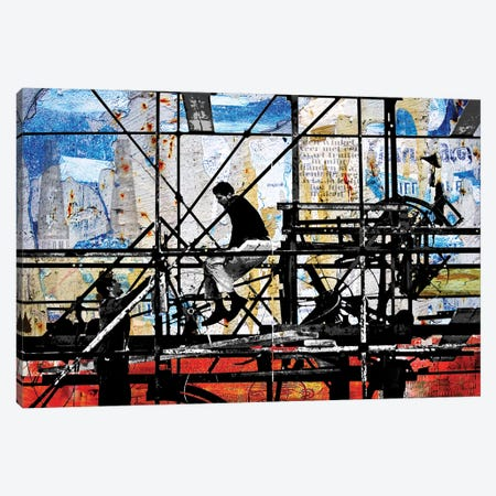Balanced Canvas Print #DBW76} by DB Waterman Canvas Print