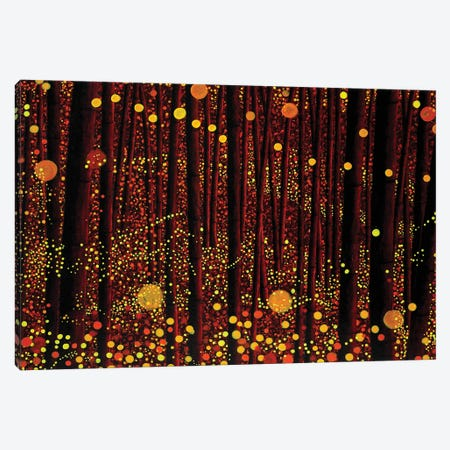 Glow Canvas Print #DBW81} by DB Waterman Canvas Art Print