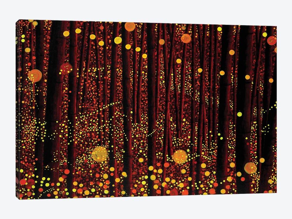 Glow by DB Waterman 1-piece Canvas Wall Art