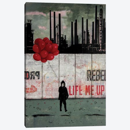 Lift Me Up III Canvas Print #DBW83} by DB Waterman Art Print