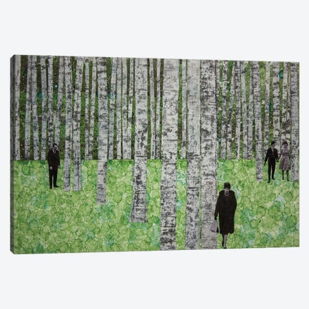 Of All Places Canvas Print #DBW85} by DB Waterman Canvas Artwork