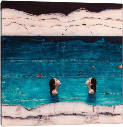 Rising Waters Canvas Art Print