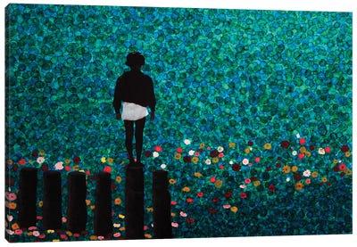 Syren Canvas Art Print