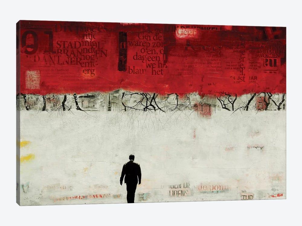 Bring It On by DB Waterman 1-piece Canvas Art Print