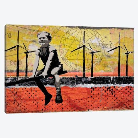 Bright Canvas Print #DBW92} by DB Waterman Canvas Wall Art