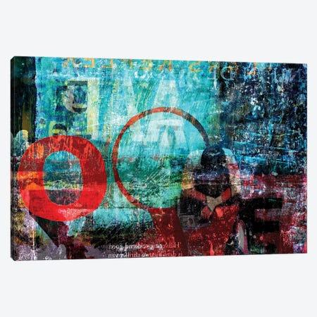 Cornered Canvas Print #DBW94} by DB Waterman Canvas Print
