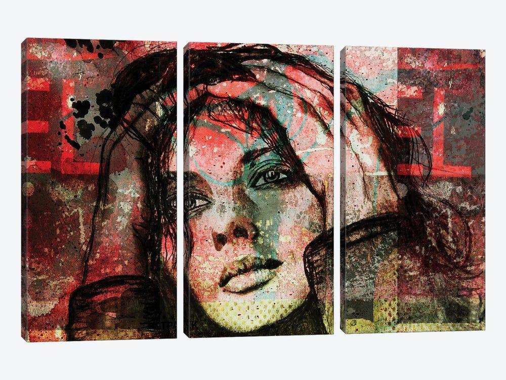 Daydream by DB Waterman 3-piece Canvas Print