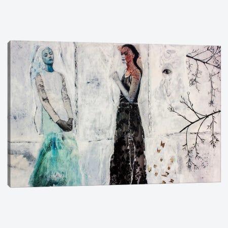 Ice Queens Canvas Print #DBW96} by DB Waterman Canvas Art Print
