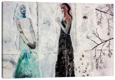 Ice Queens Canvas Art Print