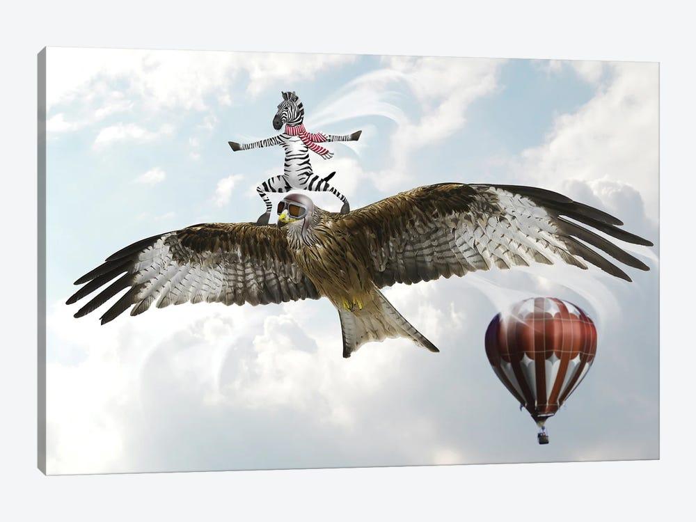 Eagle by Dmitry Biryukov 1-piece Canvas Print